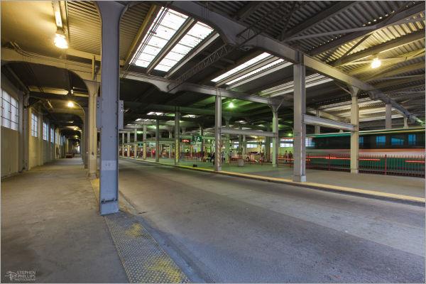 final day of Transbay Terminal San Francisco