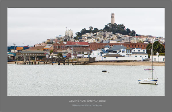Aquatic Park in San Francisaco