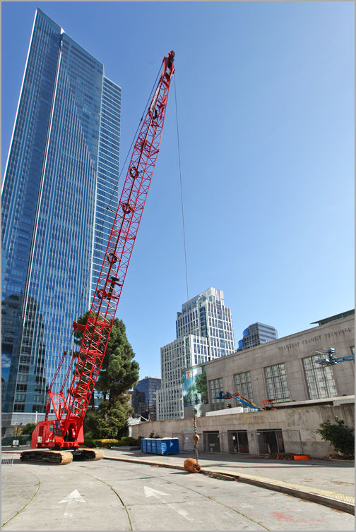 Demise of The Transbay Terminal in San Francisco
