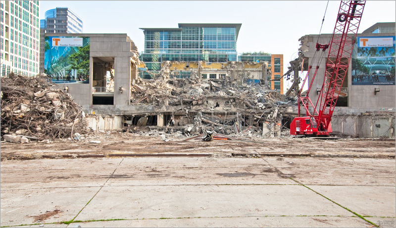 Termination of the Terminal San Francisco
