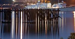 Carquinez Strait California Maritime Academy