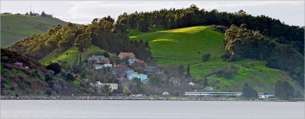Port Costa, California