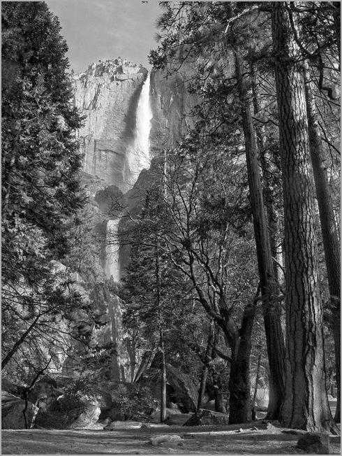Yosemite Falls California