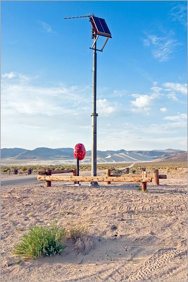 Nevada U.S.50 highway road desert pay-phone lonely