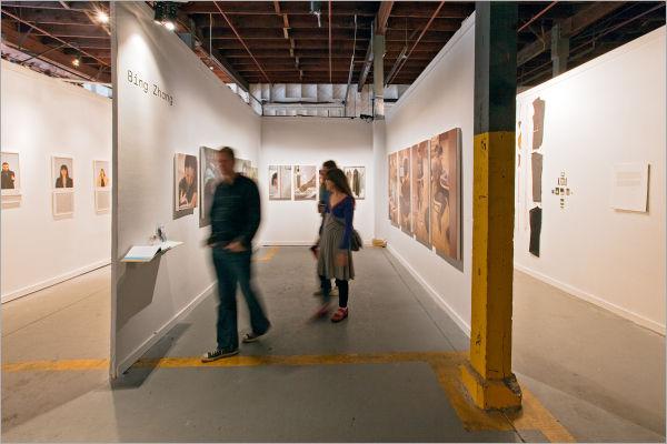 San Francisco Art Institute Graduate Show 2011