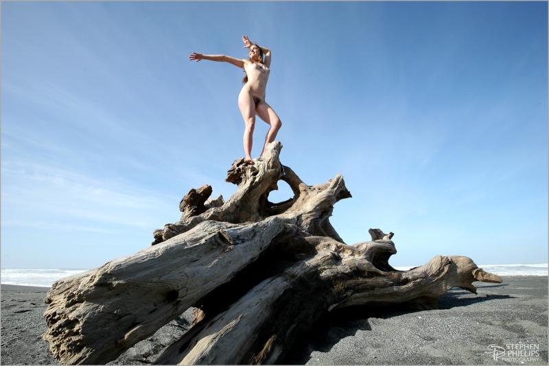 Annie at Stone Lagoon