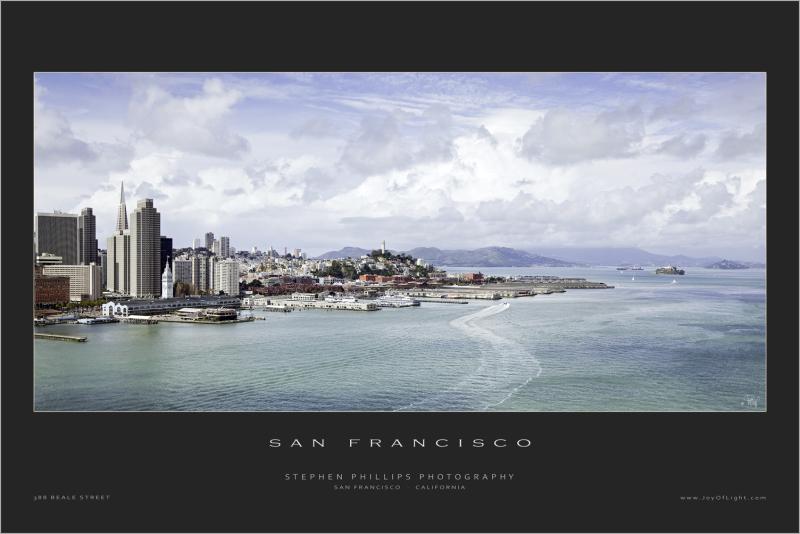 Panorama Presentation - San Francisco Bay