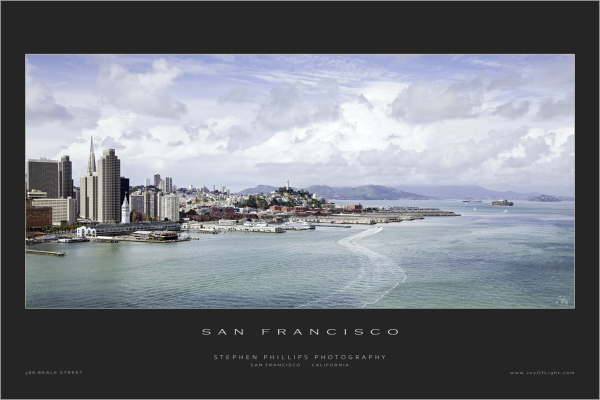 Panorama Presentation - San Francisco Bay