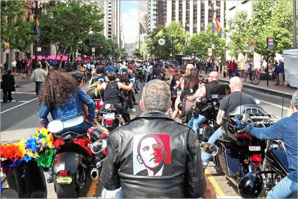 Pride Parade San Francisco 2012