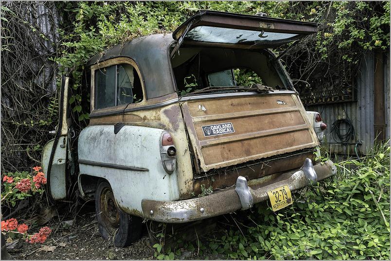 Chevrolet Station Wagon 1953