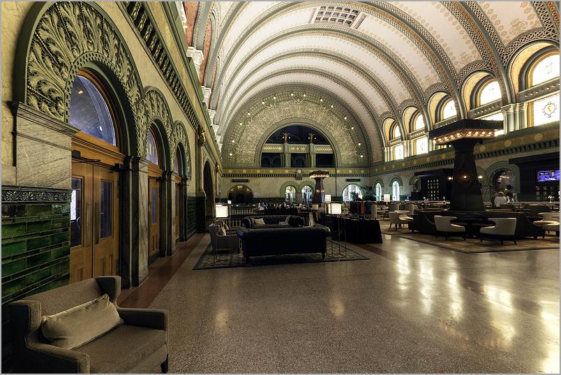 Union Station - St. Louis