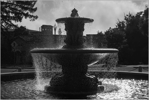 Circle-Fountain Berkeley California