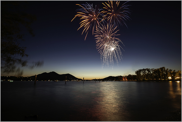 Clearlake-California Fourth of July