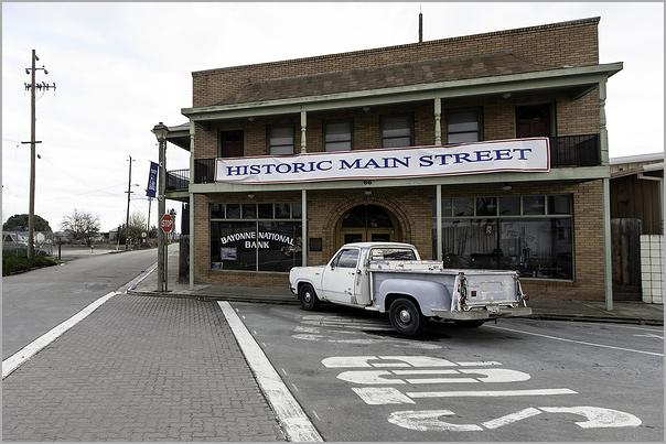 isleton-california main-street Bayonne Bank