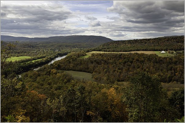 Autumn in The Shenandoah River Valley