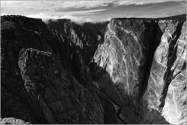 Black Canyon of The Gunnison National Park - Color