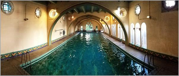 Swimming Pool / Berkeley City Club