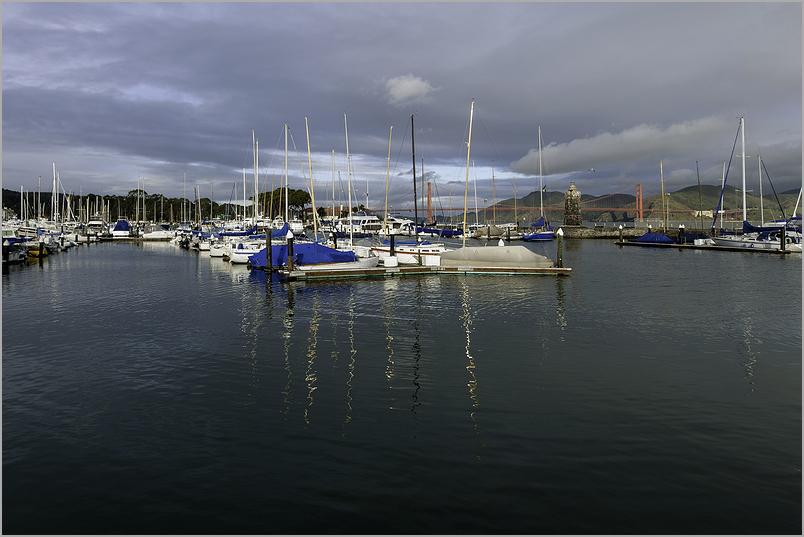 Saint Francis Yacht Club San Francisco
