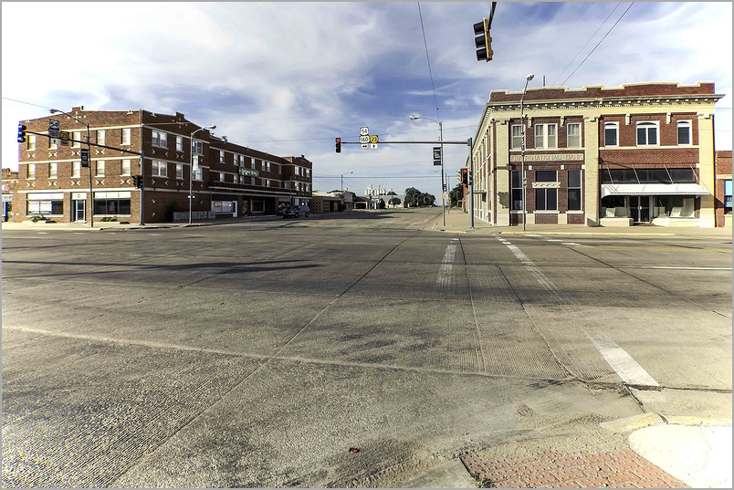 Crossroads - Meade, Kansas