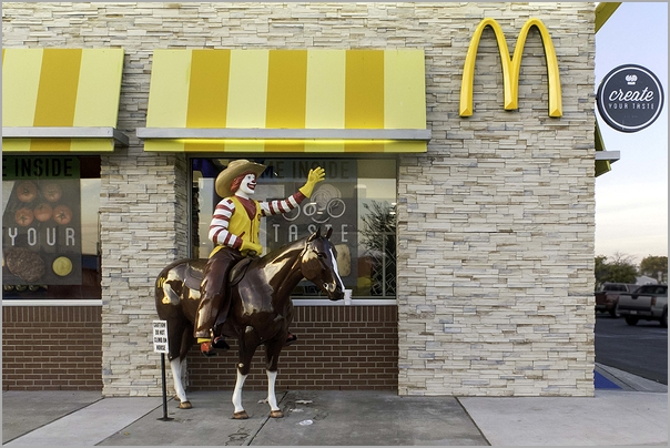 McDonalds - Abilene, Texas