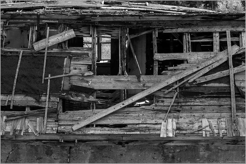 Colorado Abandoned Home in Colorado