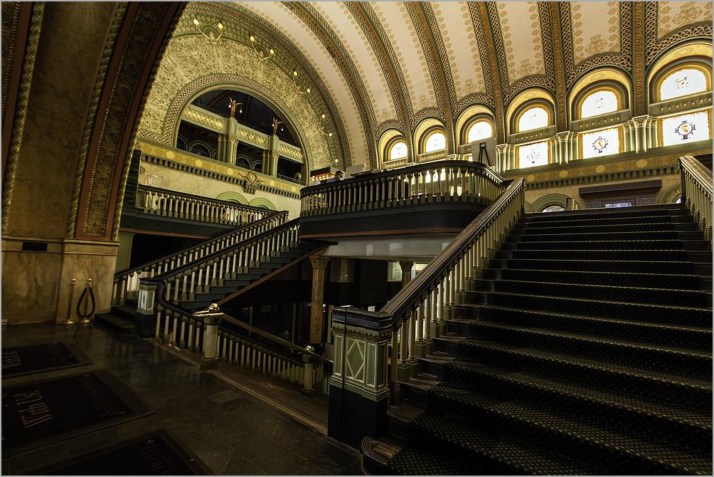 Union Station - Saint Louis, Missouri - Grand Entr
