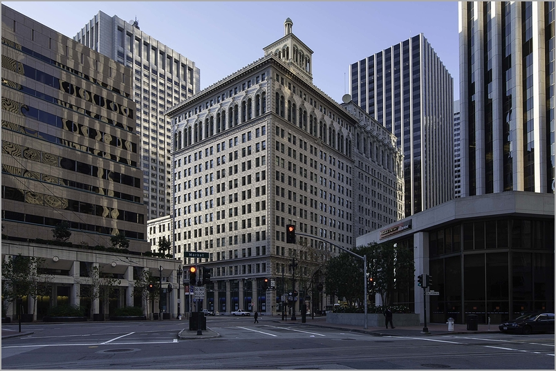 Pacific Gas & Electric Building - San Francisco