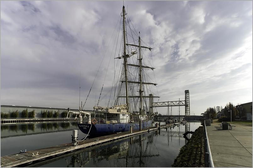 "Sailing Ship ""Kaisei"""