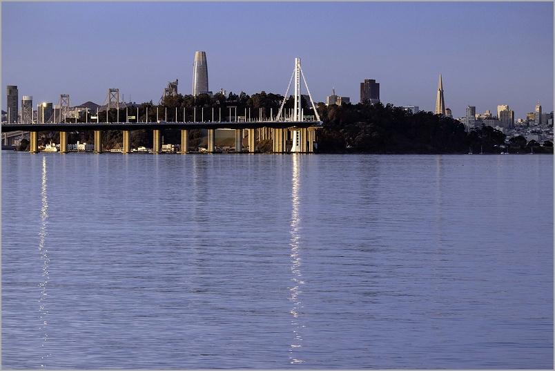First Light on a New San Francisco Skyline