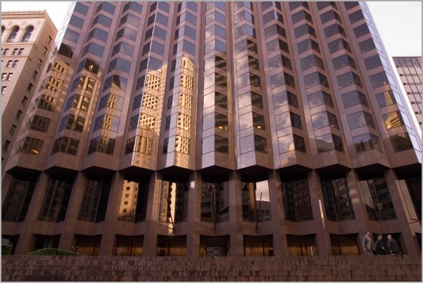 Bank America Building
