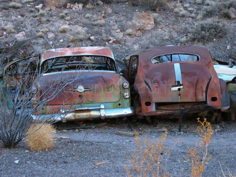 Rear Vintage