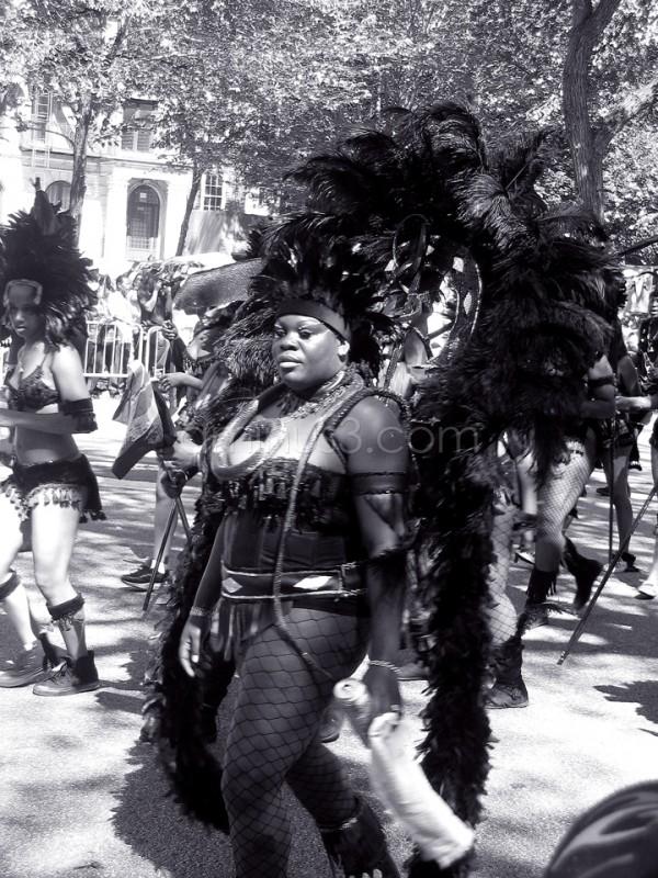 West Indian Dancer III (mono)