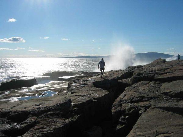 Acadia National Park: Off the Loop Road
