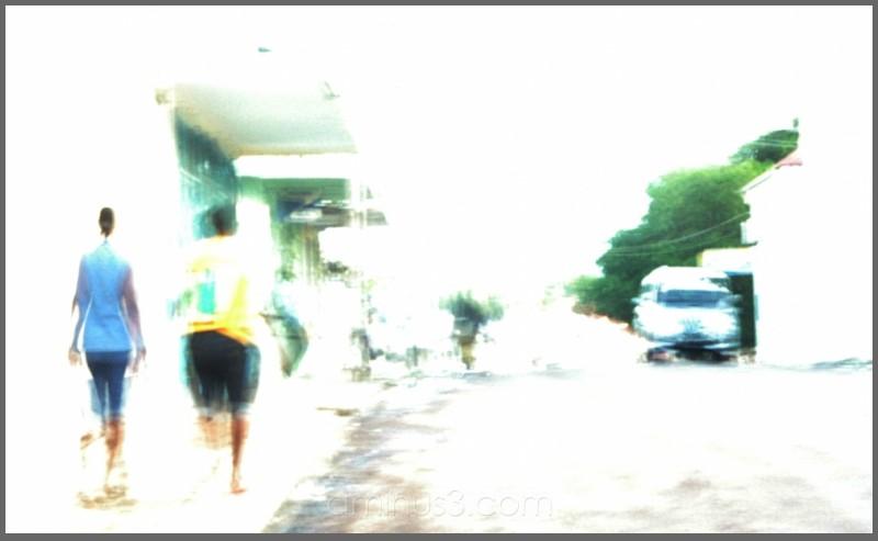 street in inhambane