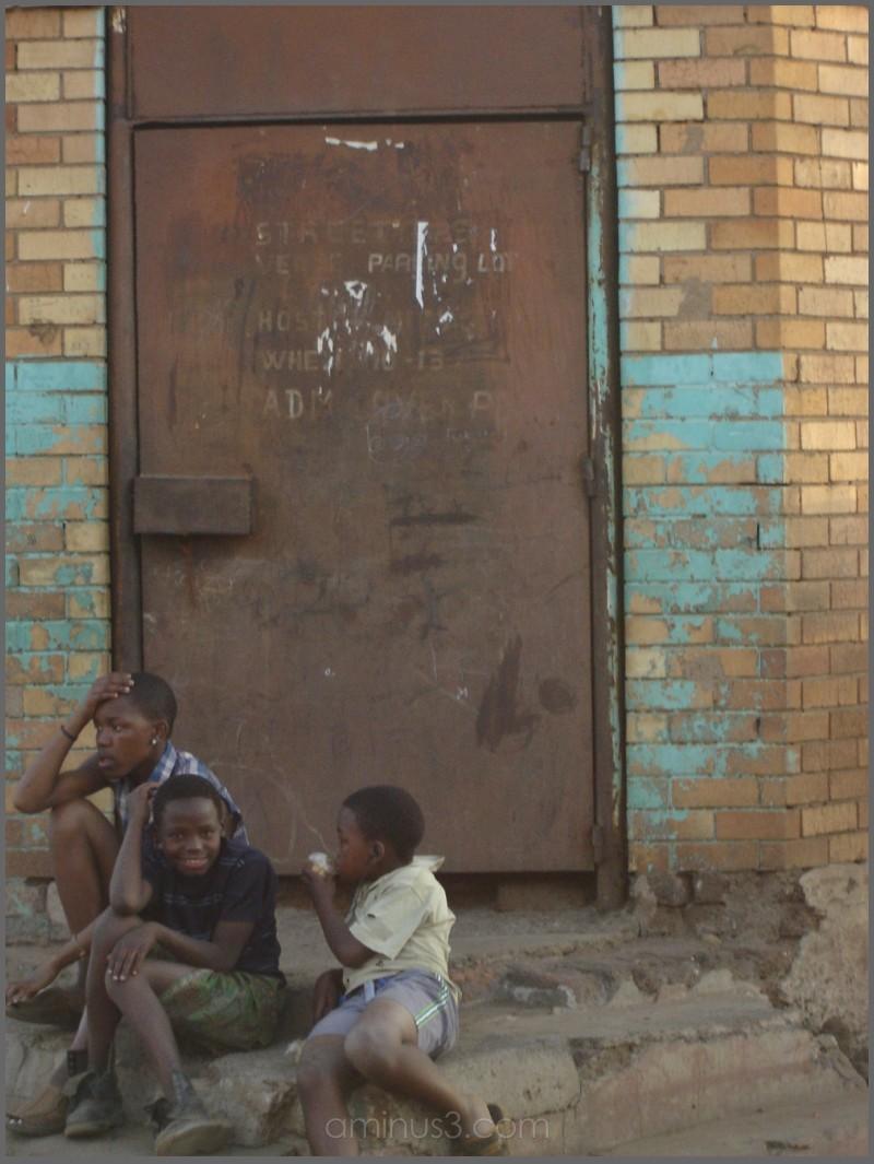 kids in kliptown