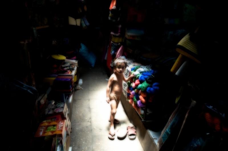 Hidden in the market