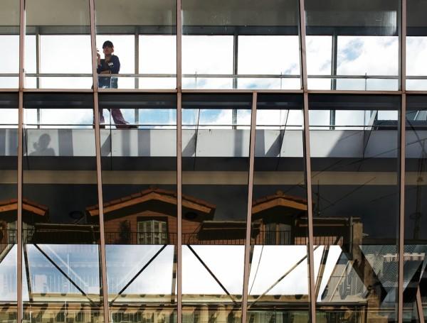 Donostia reflections Basque Country