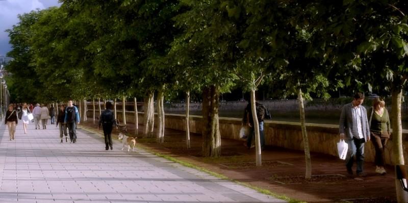 Walking at seven