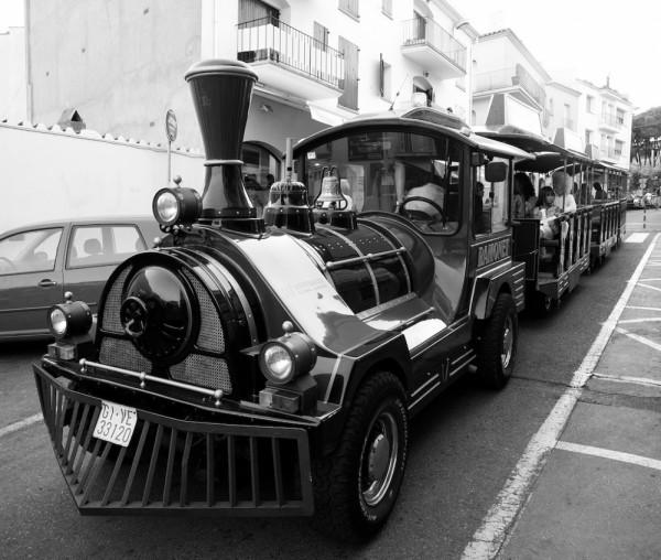 El Ramonet (the little train)