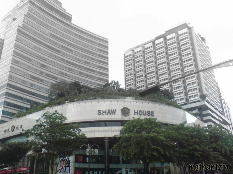 Shaw House at Orchard, Singapore