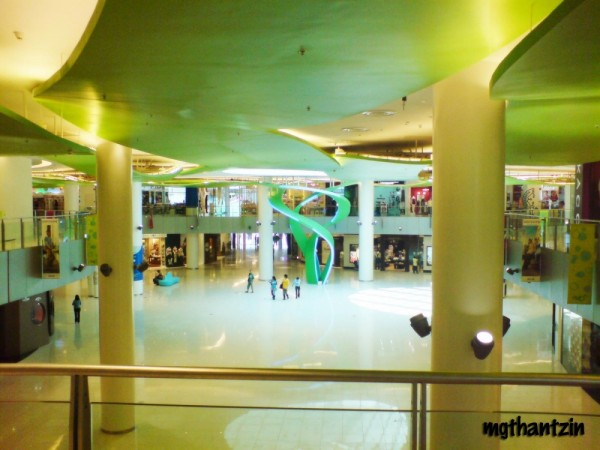 One of the Singapore's largest shopping mall