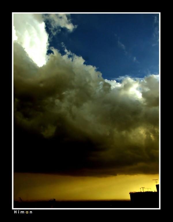 Afrer the rain