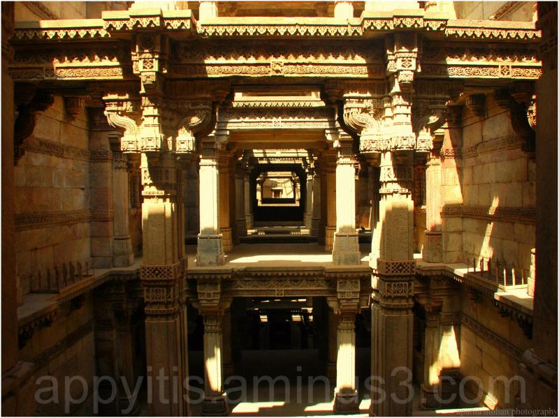 Step-well,Indian architecture