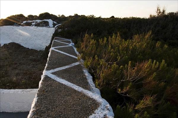 geometry in a wall milos island
