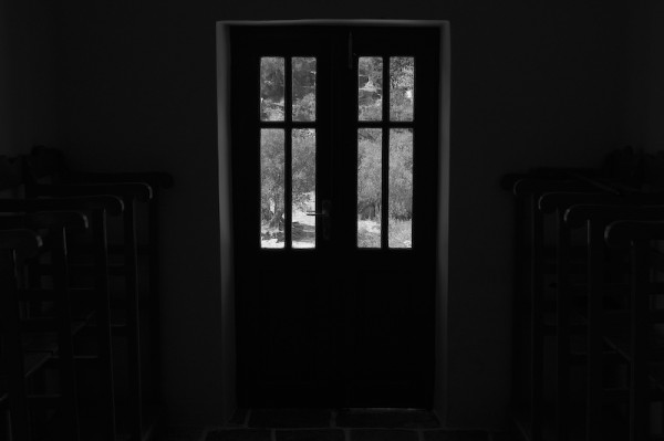 inside Agia Irini