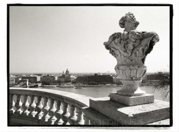 Castle Hill, Danube, Chain Bridge, Budapest
