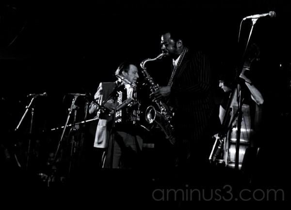 Archie Shepp Quartet with Johnny Meijer accordion