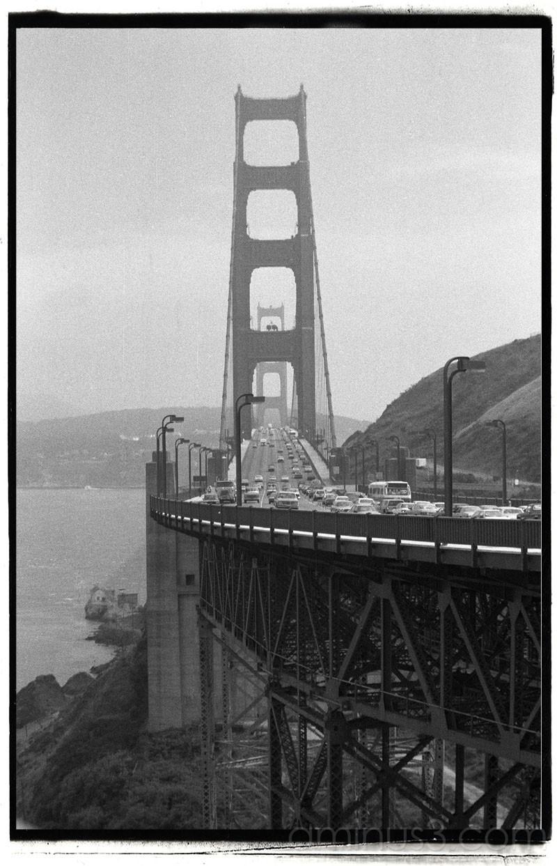 Golden Gate Bridge, 1987