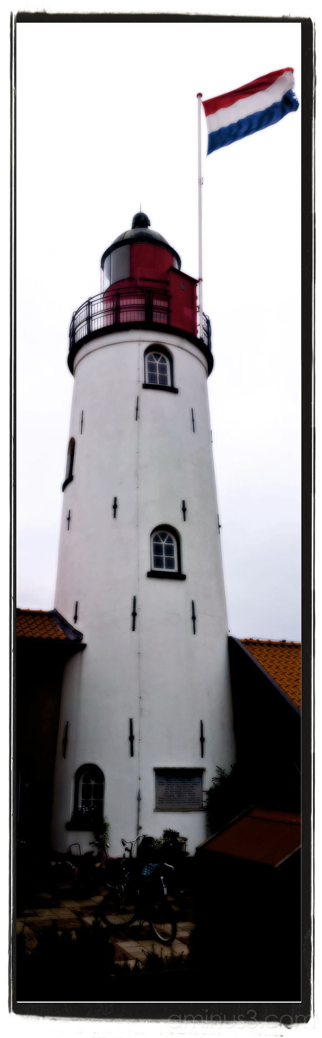 Lighthouse Urk, Holland