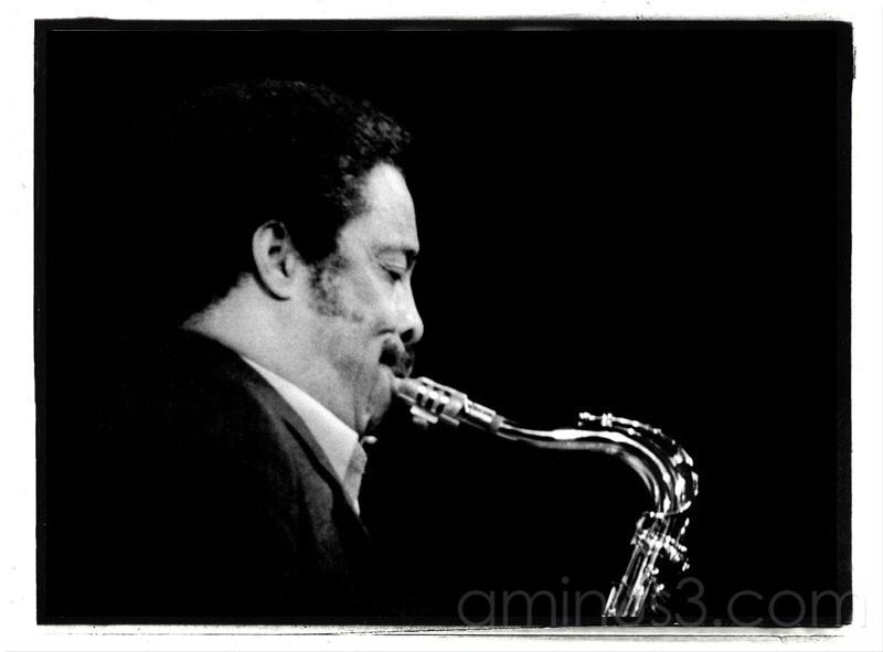 North Sea Jazz Festival - Johnny Griffin Quartet